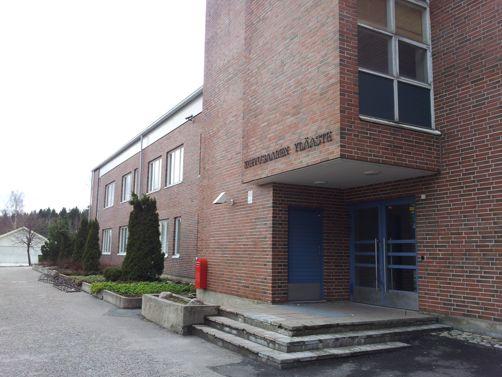 Järvenpään kaupunki Koivusaaren koulu