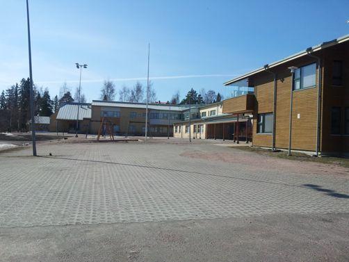Espoon kaupunki Postipuun koulu