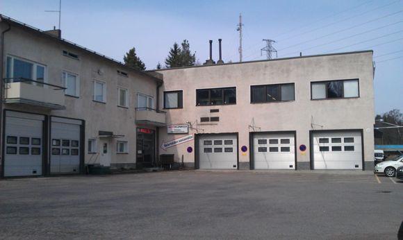 Autoklinikka Olari