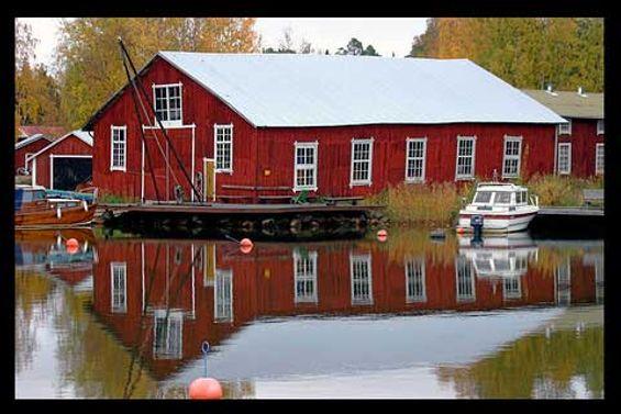 Pietarsaaren kaupungin matkailutoimisto / Staden Jakobstads turistbyrå