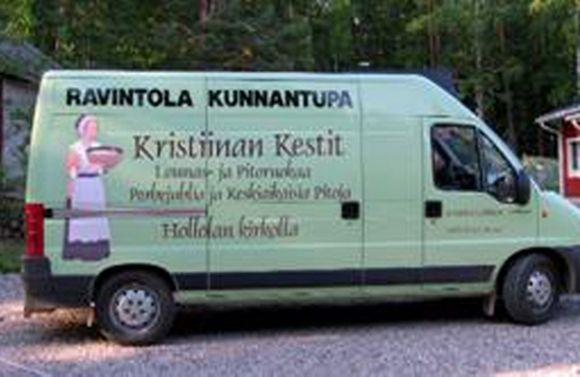 Ravintola Kunnantupa