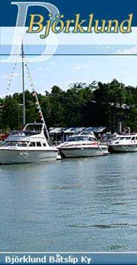 Björklund Båtslip