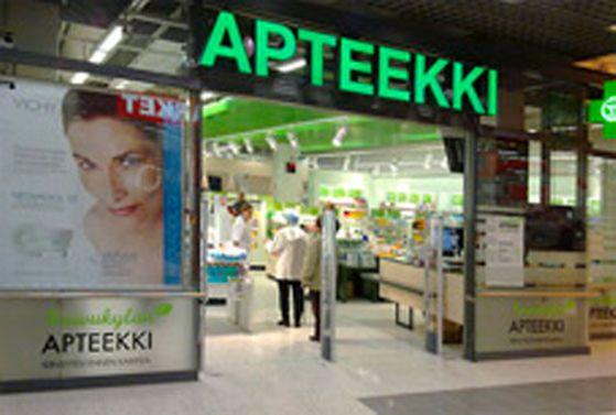 Koivukylän Apteekki Apotek Björkby