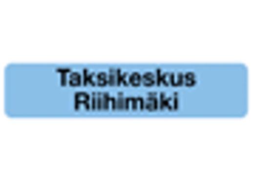 Taksikeskus Riihimäki