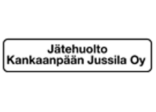 Jätehuolto Kankaanpään Jussila Oy, Kankaanpää