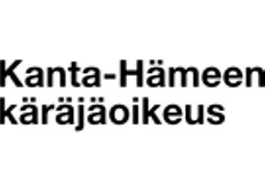 Kanta-Hämeen käräjäoikeus, Hämeenlinna