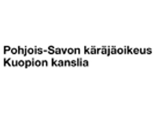 Pohjois-Savon käräjäoikeus Kuopion kanslia