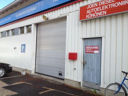 Dieselkorjaamo Joen Diesel Oy