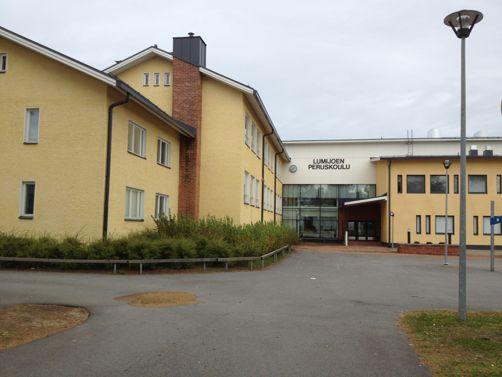 Lumijoen kunta Lumijoen peruskoulu