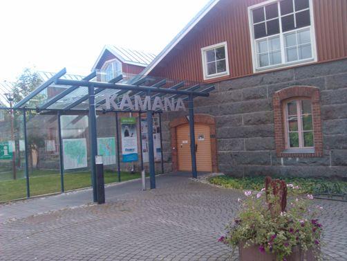 Keuruun kaupunki matkailukeskus Kamana