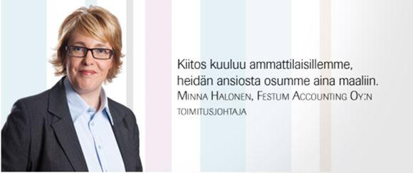 Festum Accounting Oy Pori