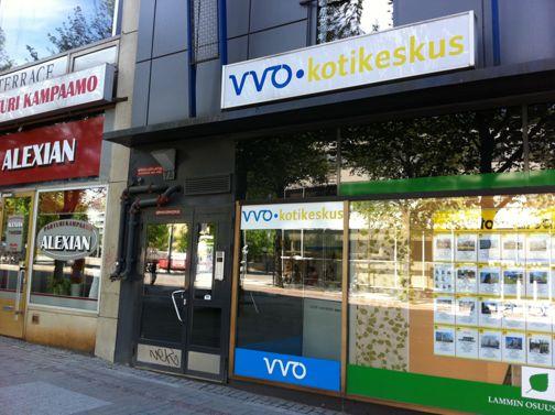 VVO-kotikeskus Lahti