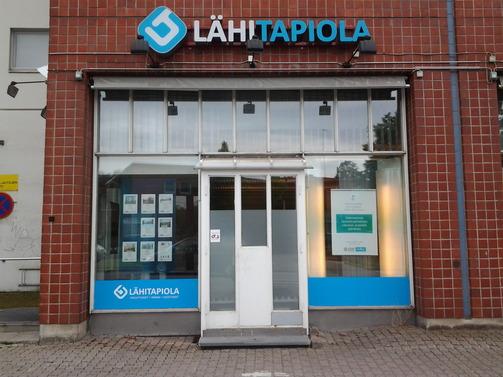 LähiTapiola Pääkaupunkiseutu Helsinki Itäkeskus Helsinki