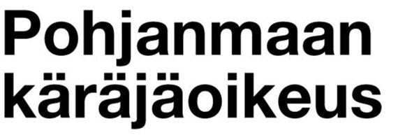 Pohjanmaan käräjäoikeus, Vaasa
