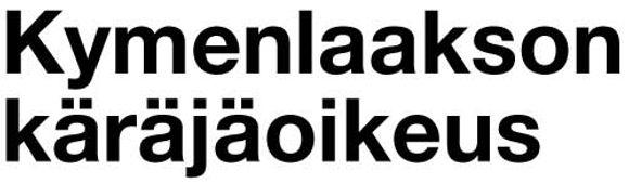 Kymenlaakson käräjäoikeus Kotkan kanslia, Kotka