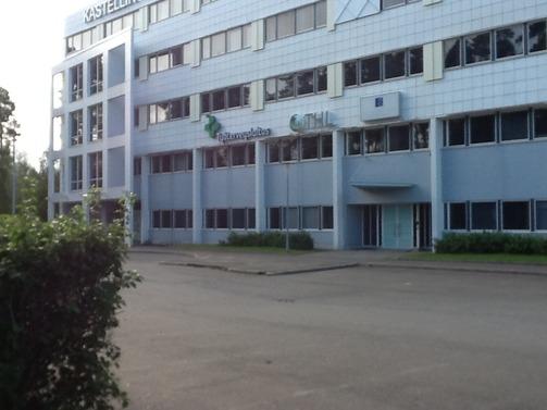 Työterveyslaitos Oulu