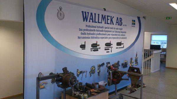 Toolx Oy Mac tools, Wallmek, Pirkkala