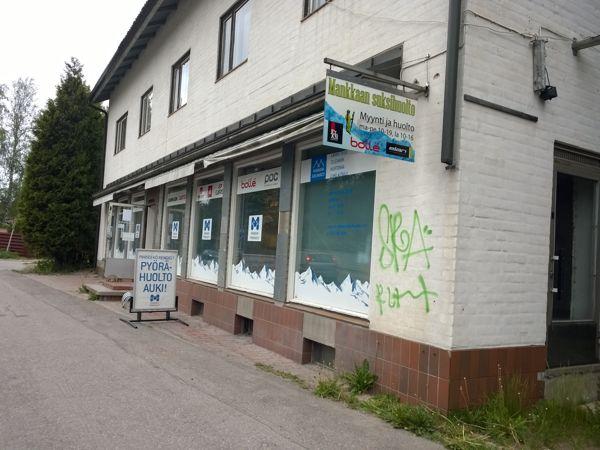 Mankkaan Suksihuolto Oy, Espoo