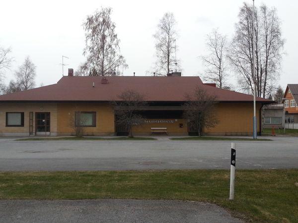 Seinäjoen kaupunki Peräseinäjoen terveyspalveluasema, Seinäjoki