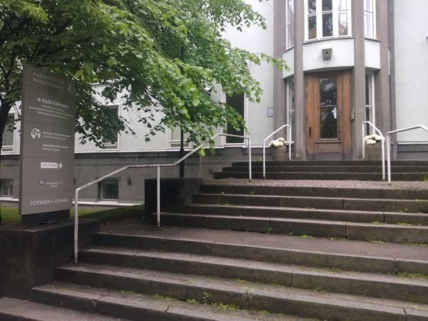Helsingin urheilulääkäriasema, Helsinki