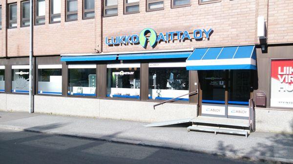 Lukkoliike Kuopio
