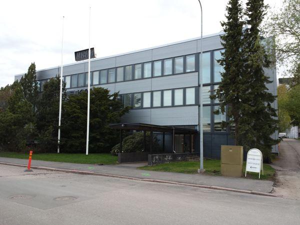 Helsingin Uuttera Oy, Helsinki