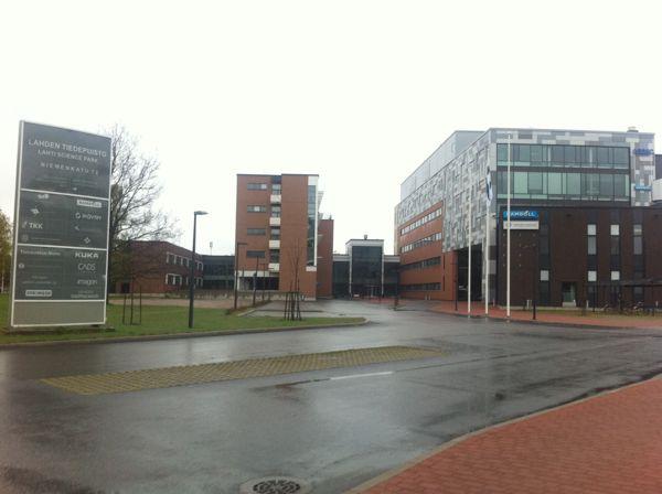 Givaudan International SA sivuliike Suomessa, Lahti