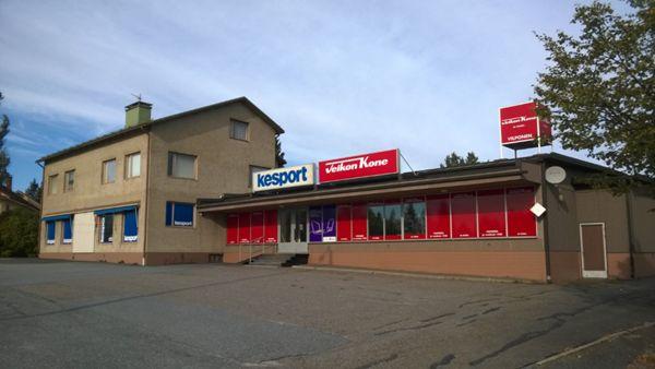 Urheilu ja Koneliike Mauno Vilponen Ky / Veikon Kone, Kurikka