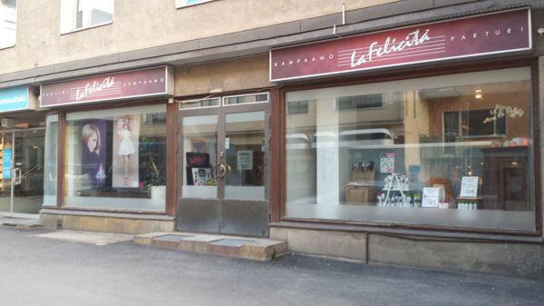 Kampaamo La Felicitá, Oulu