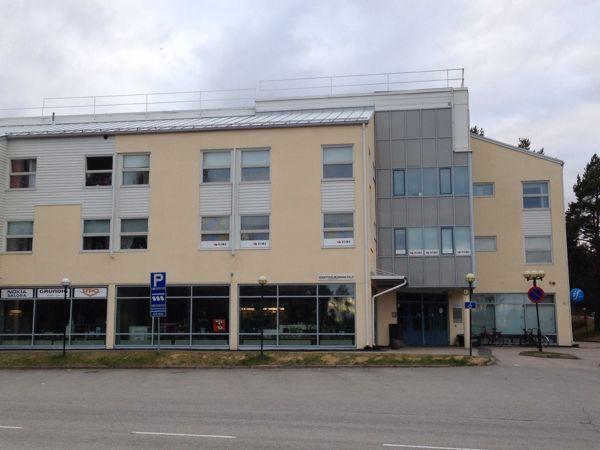 Saarijärven Kukkakulma, Saarijärvi