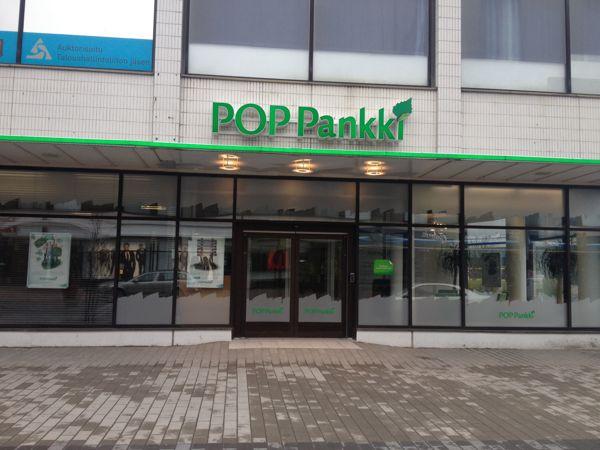 POP Pankki Seinäjoki, Seinäjoki