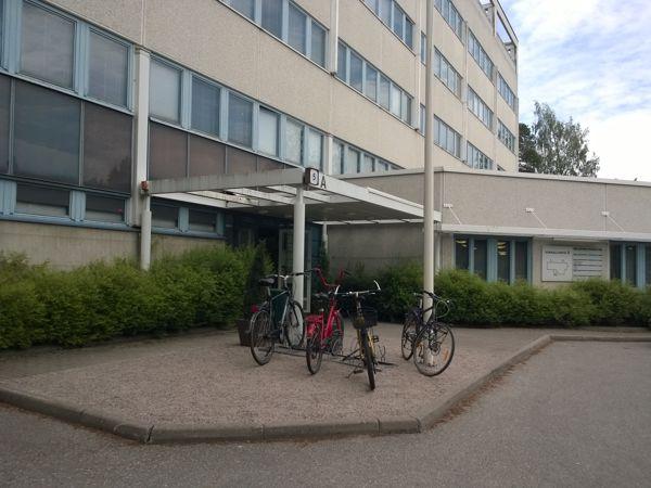 Securitas Oy Espoo, Espoo