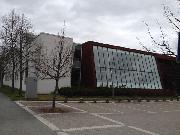 Satakunnan ammattikorkeakoulu SAMK - Taidekoulun kampus, Kankaanpää