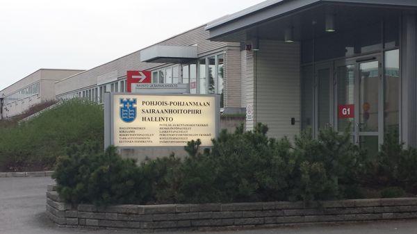 Fysiatrian poliklinikka, Oulu