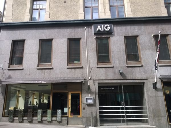 Aig Europe S.A. Sivuliike Suomessa, Helsinki