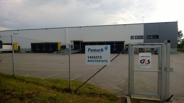 Pamark Oy - Noutopiste, Vantaa