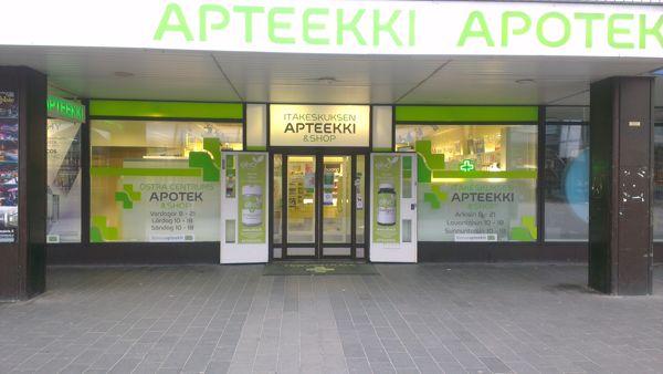 Itäkeskuksen Apteekki, Helsinki