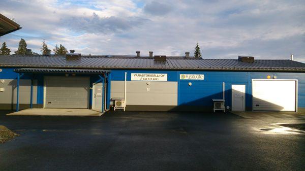 Varastokisälli Oy, Kuopio