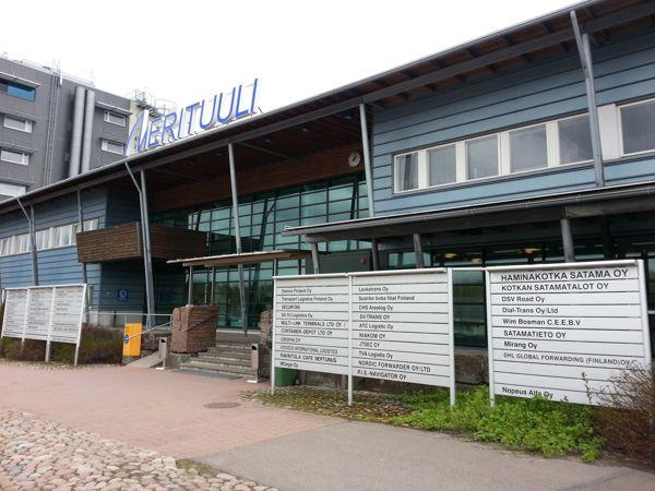 Spedition Services Finland Oy, Kotka