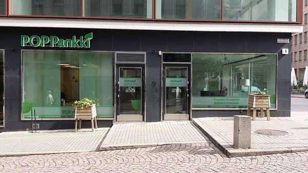 POP Pankki Suupohjan Osuuspankki Helsingin konttori, Helsinki