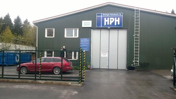 Helsingin Painehuolto HPH Oy, Helsinki