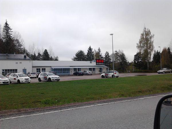 Securitas Oy Vantaa, Vantaa