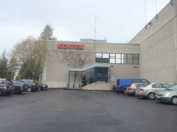 Kentek Oy, Vantaa