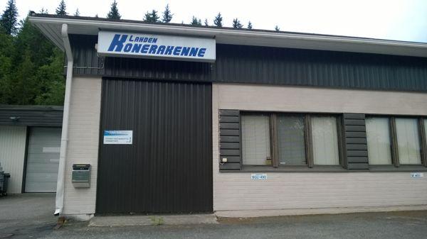 Lahden Konerakenne, Lahti