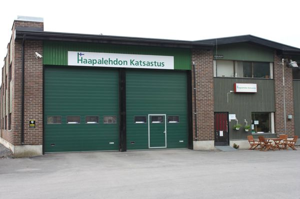 Haapalehdon Katsastus Oy, Oulu