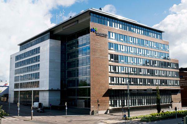 Haaga-Helia ammattikorkeakoulu Pasilan toimipiste, Helsinki