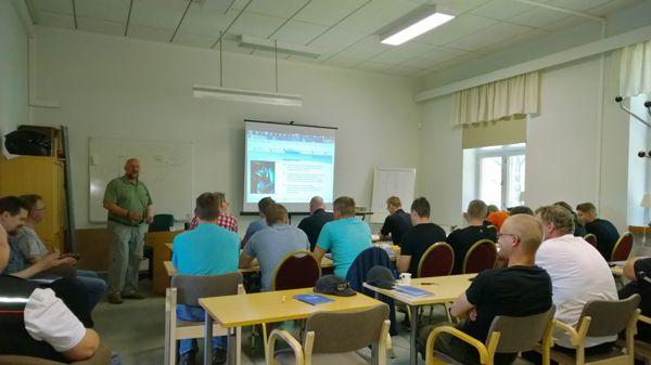 Turvallisuussuunnittelu Markko Oy, Muurame