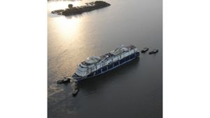 Finnish Sea Service Oy, Rauma