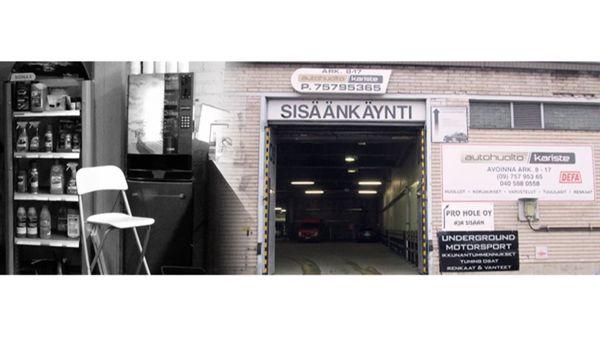 Autohuolto Kariste Ky, Helsinki