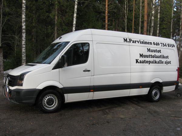 M. Parviainen, Kuopio